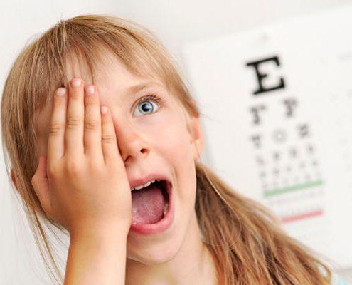 Badanie Wzroku Dzieci
